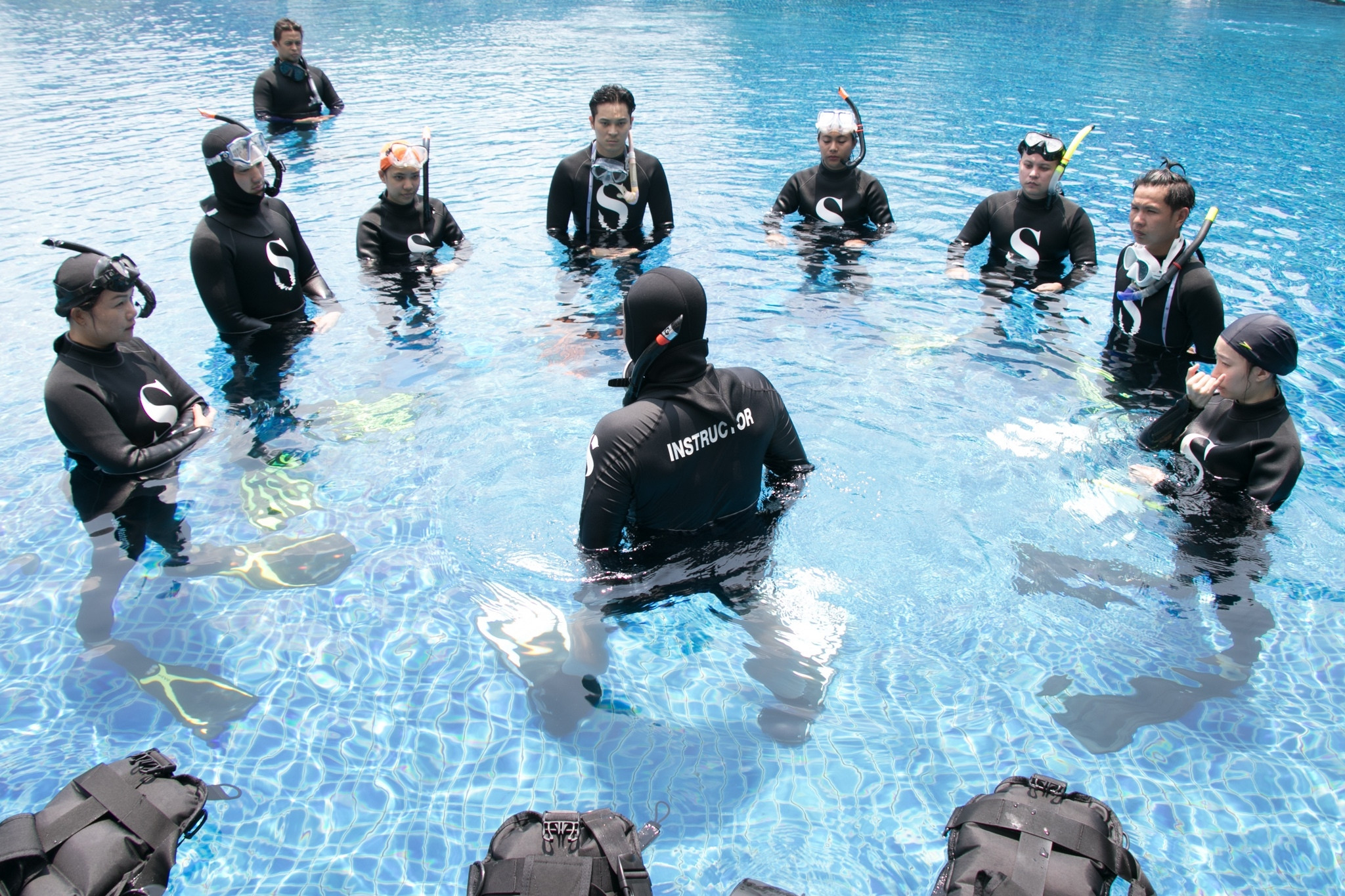 Open Water Diver (Adult) SM-A01 A01/1