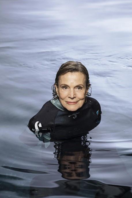 ขุ่นแม่นักดำน้ำ Sylvia Earle