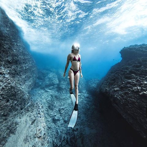 คุณอยากเป็น Freediver แบบไหน?