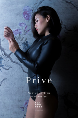 Prive New Wetsuit Collection by Sea Concept Store