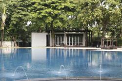 Outdoor Training Pool