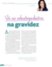 Artigo Dra. Paula Baião