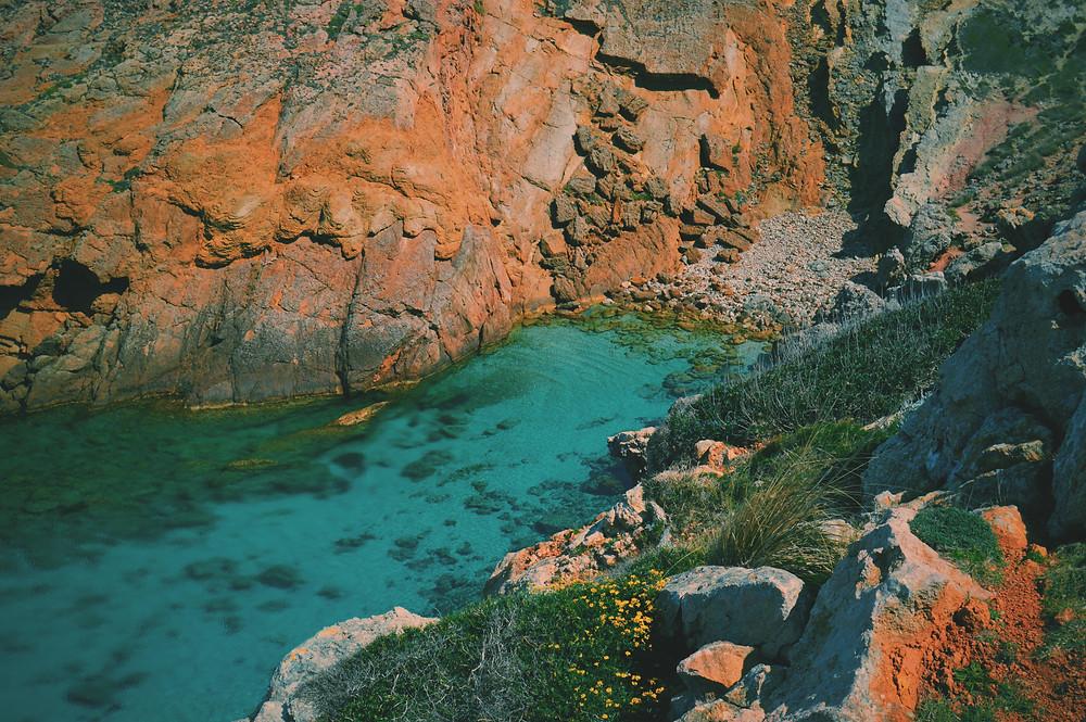 Het Spaanse eiland Minorca is een duurzaam eiland