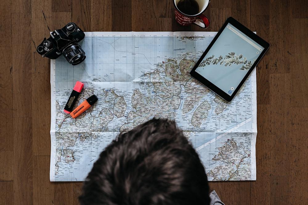 Duurzame reis plannen met reisorganisatie