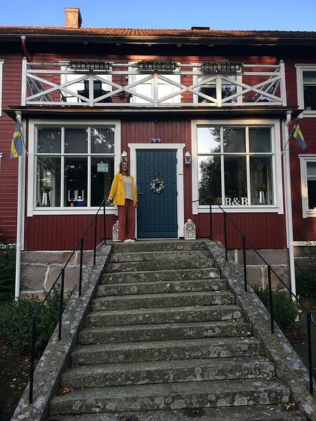 Duurzame accommodaties in Zweden