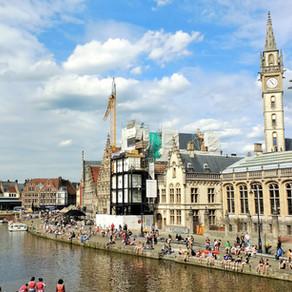 Duurzame citytrip naar Gent