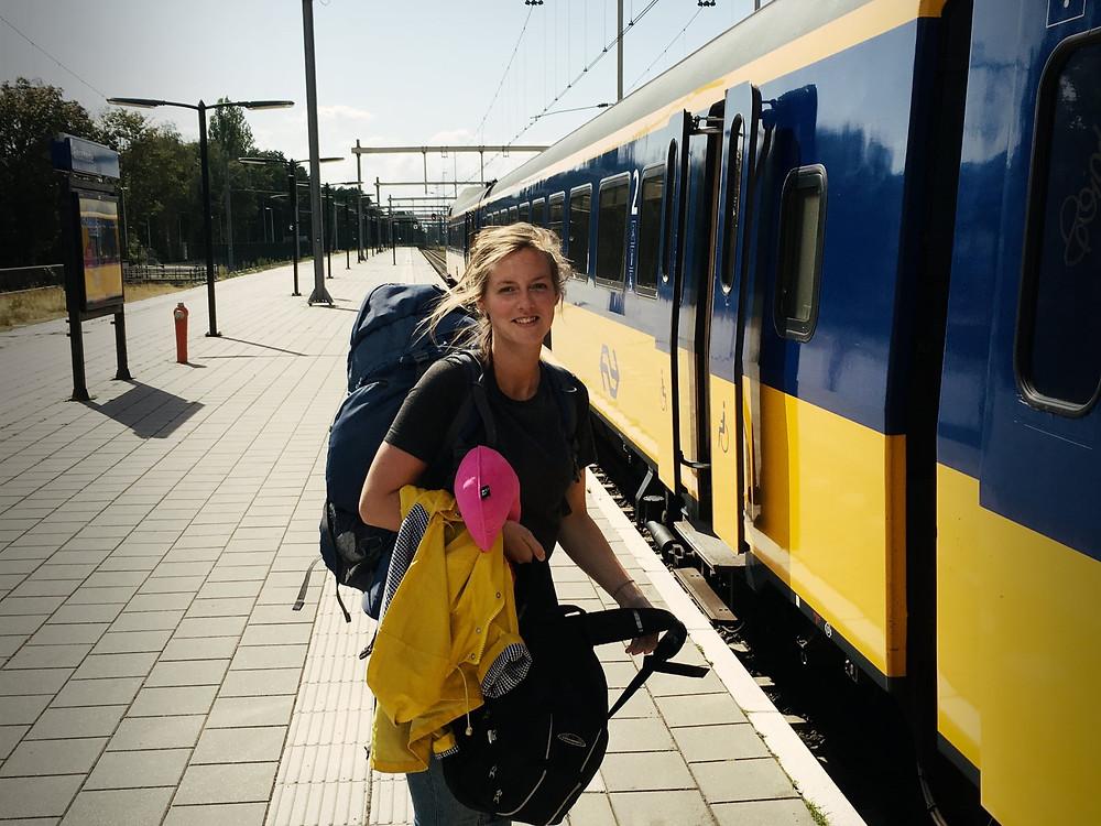 Met de trein op stedentrip vanuit Nederland