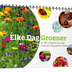 Review: de duurzame kalender van Elke dag groener