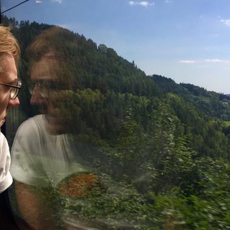 Op stedentrip met de trein