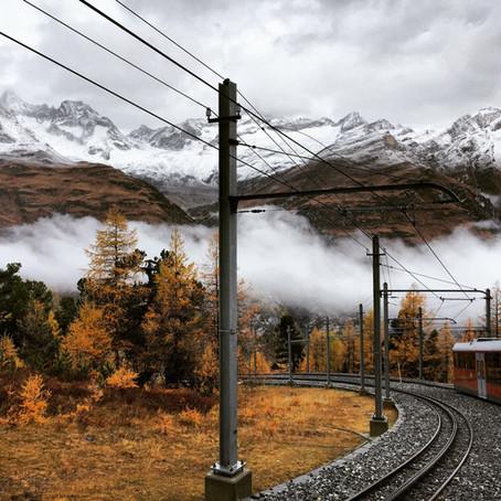 Interrail: voordelig en flexibel met de trein reizen door Europa