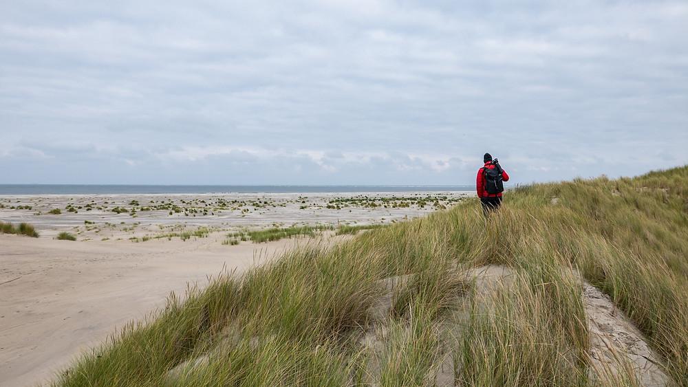 Ga tijdens je vakantie in Friesland ook naar de waddeneilanden voor mooie strandwandelingen