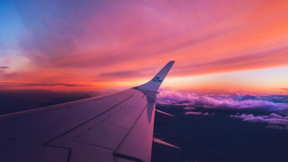 KLM minst vervuilende maatschappij