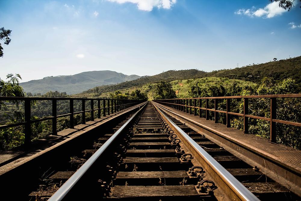Duurzame reisorganisaties reizen met trein