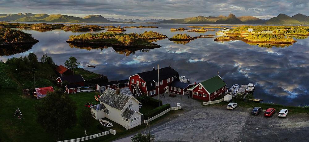 De Vesterålen zijn een van de meest duurzame eilanden ter wereld