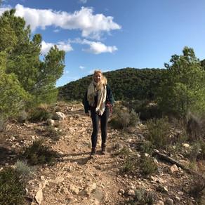 Met de trein naar Valencia: volg de reis van Shirley Nieuwland!