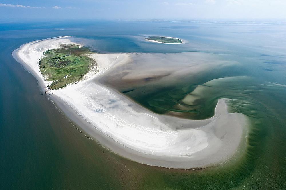 Waddeneilanden zijn duurzame eilanden