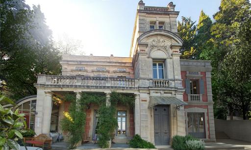 Extension pour particulier  Michel Escande Architecte du Patrimoine