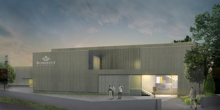 Construction neuve pour entreprise BT Studio Architectes