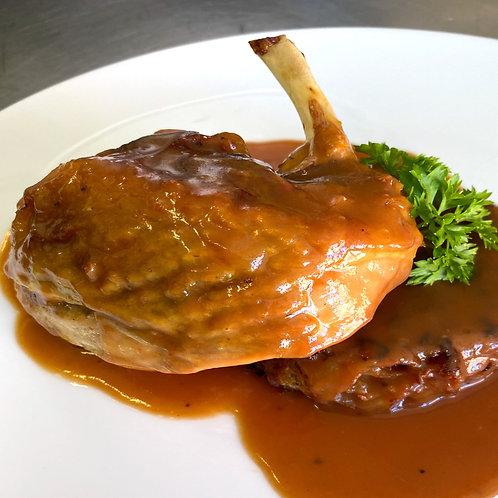 Guinea Fowl- Frozen Dinner Dish (for one)
