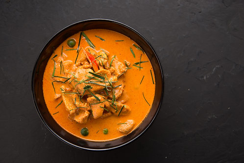 Penang Chicken Curry- Frozen Dinner Dish (for one)