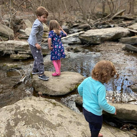 Nature Awareness and Increased Outdoor Play Activities