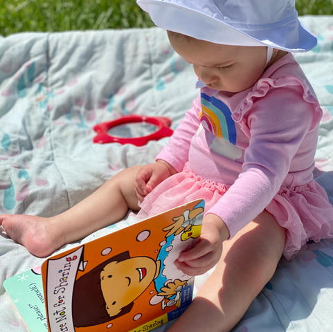 Importance of Early Childhood Reading & Literacy