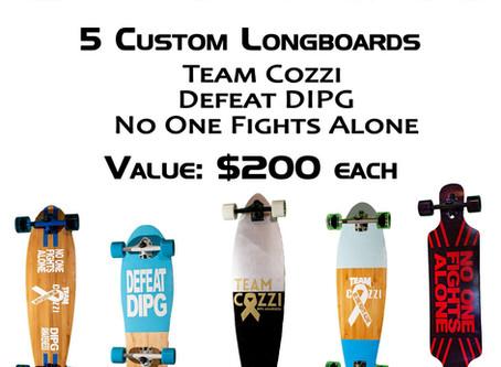 Colton custom longboards