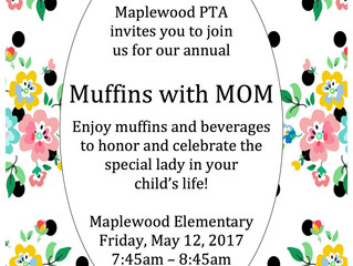 Muffins with Moms May 12