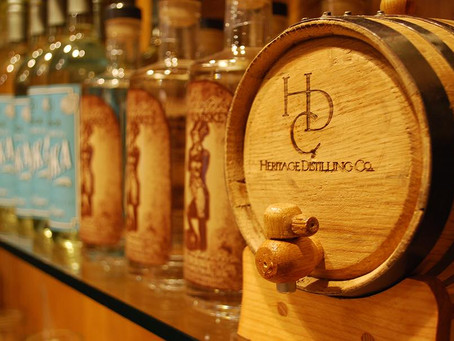Heritage Distilling Co - Thank you!