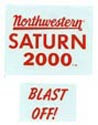Northwestern Saturn 2000
