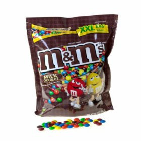 Plain M&M's 3.5 lbs