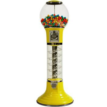 4' WizKid Spiral Gumball Machine