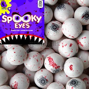 Spooky Eyes of Terror Gumballs