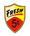 Fresh, 5c