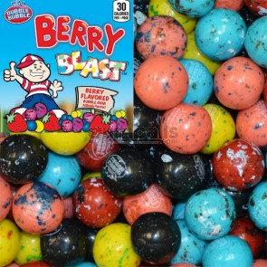 """Berry Blast Gumballs (1""""/850count)"""