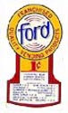 FORD 1 CENT
