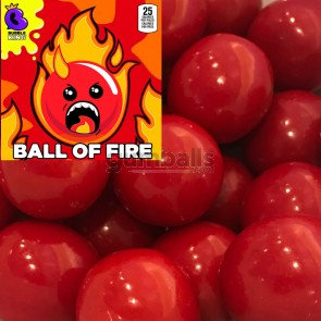 "Ball of Fire Gumballs (1""/850ct)"