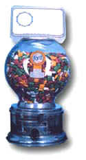 Ford Penny Gumball Machine-1950s