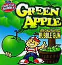 "Jucy Apples Dubble Bubble Green Apple Gumballs (1""/850 count)"