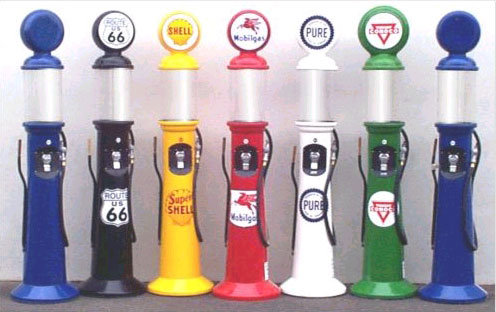 Gas Pumper Machines