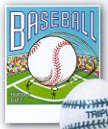 "Baseball Gumballs (1""/850 count)"