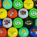 1080 Count DC Comics Zed Gumballs