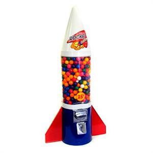 Mighty Mite Rocket Gumball Machine