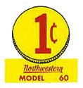 Northwestern Model 60 / 1c