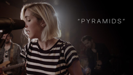 """Pyramids"" - Sometimes We Sing Together"