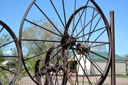 Wheeled Fence