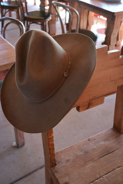 A Famous Hirt Hat