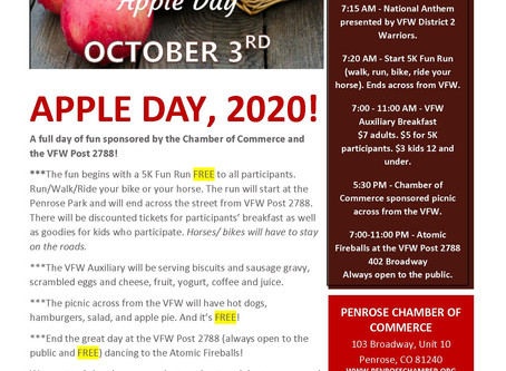 Apple Day Events