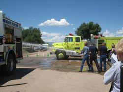 Fire Department BBQ