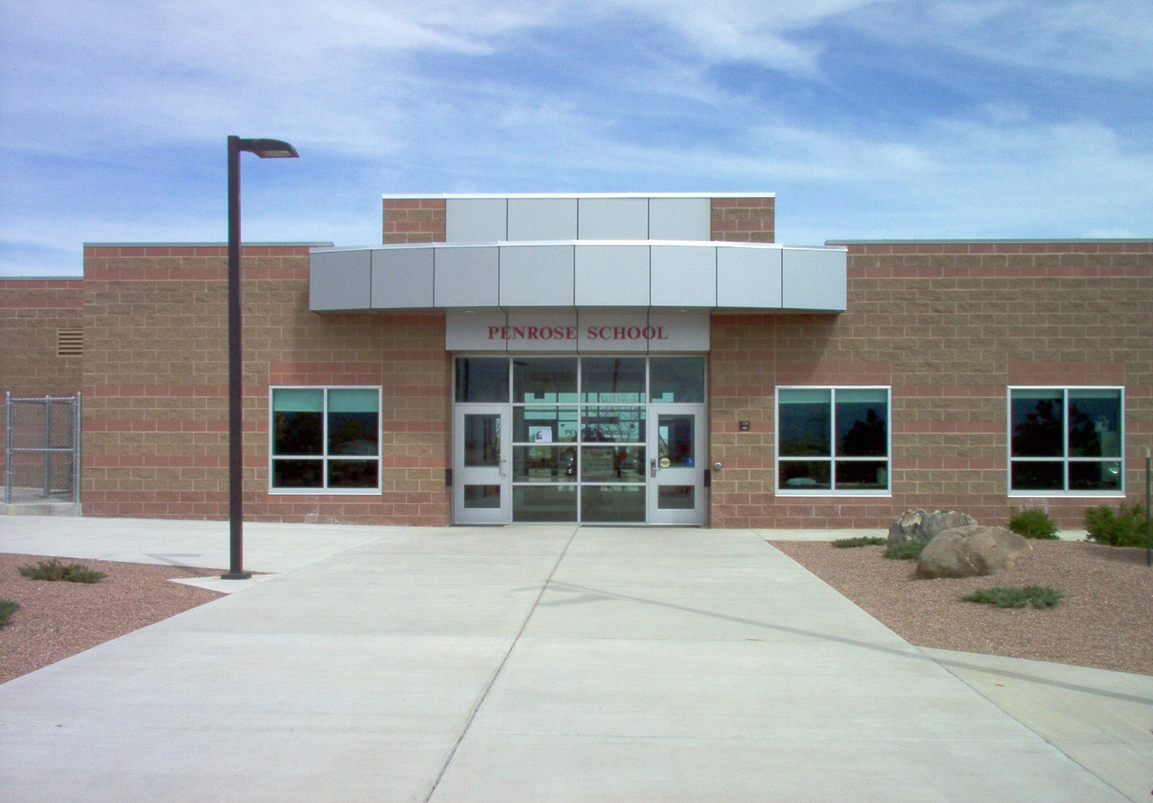 New Penrose School